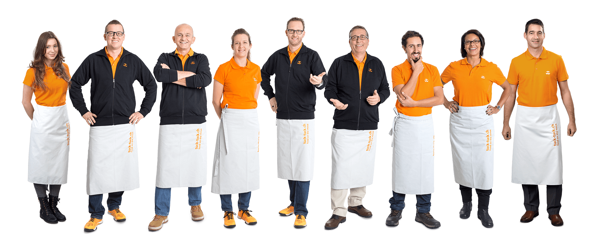 tuck-tuck team